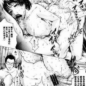【エロ漫画】課長の奥さんがソープ嬢として働いていると聞いて客としてやってきた男に脅迫されて輪姦乱交レイプされる人妻www