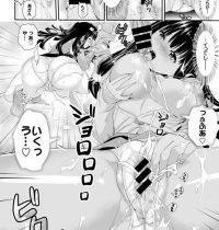 【エロ漫画】引きこもりの取り憑かれやすい男子を拘束した陰陽師の転校生JK…彼の中にいる魔物を退治するためにパイズリして中出しセックス【中年:賢者ヨシカズ】